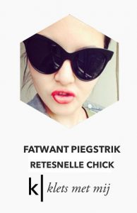 Fatwant Piegstrik - retesnelle chick